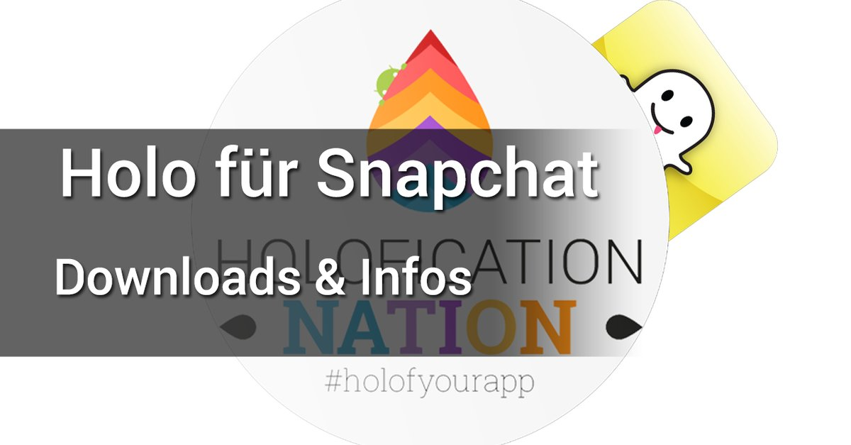 holo design f r snapchat giga android app. Black Bedroom Furniture Sets. Home Design Ideas