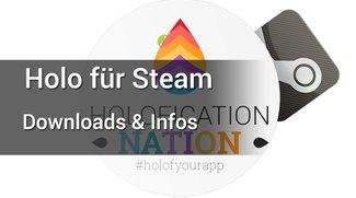 Holo-Design für Steam