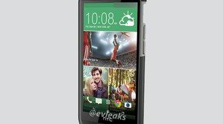 """HTC One (2014): Neues Bild aufgetaucht, erscheint als """"The All New One"""" in Gold, Silber und Grau [Gerücht]"""