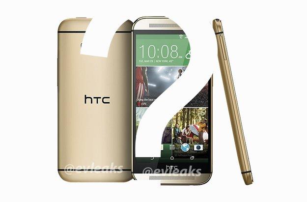HTC One (2014): Kann bereits bei Amazon vorbestellt werden