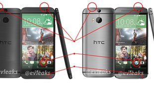 "HTC One (2014): Leaks aller drei Farbvarianten des ""All new One"" zeigen Ungereimtheiten"