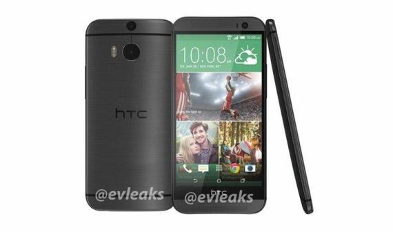 All New HTC One: Geleakte Anzeige lüftet Duo Kamera-Geheimnis & Preis