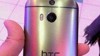 HTC One (2014): Name steht fest, Bilder zeigen Gerät im Edelstahl-Look [Gerüchte]