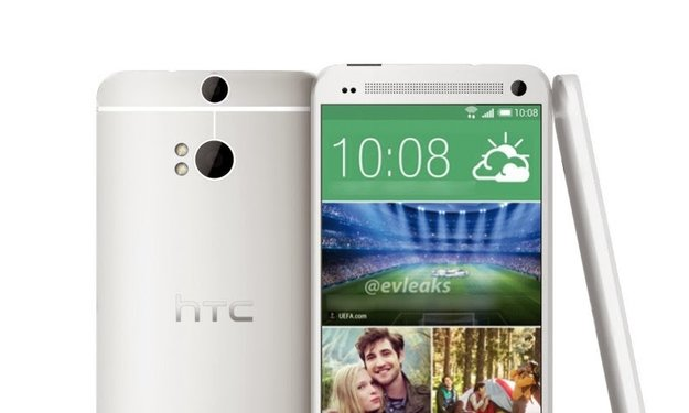 HTC One 2/One+/M8: Angebliches neues Foto von der Gerätefront