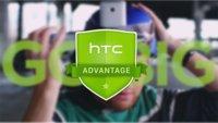 HTC Advantage: 6 Monate lang kostenlose Display-Reparatur