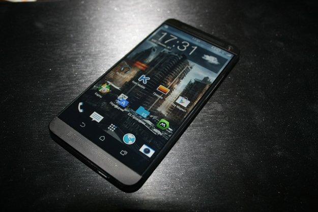 HTC M8/One 2014: Ist das ein Photo der Frontseite? Und das Photo der Rückseite ein Fake?