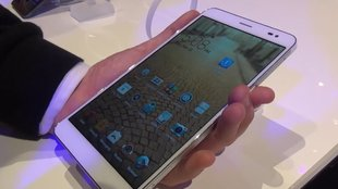Huawei MediaPad X1 7.0: Schlanker 7-Zoller mit Telefonfunktion im Hands-On-Video [MWC 2014]