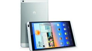 Huawei MediaPad M1 8.0: 8 Zoll LTE-Tablet mit bis zu 150 MBit/s offiziell vorgestellt [MWC 2014]