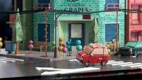 Betthupferl: Das iPhone-Diorama
