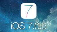 iOS 7.0.6 und iOS 6.1.6 veröffentlicht: Kritische Sicherheitslücke [Update]