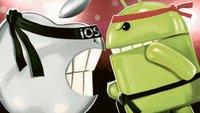 Apple ist Android bei Softwareupdates weiterhin klar überlegen