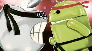 Android vs. iOS: Die Preisentwicklung der Smartphones im direkten Vergleich