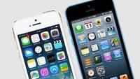 Display-Größen von Smartphones: Wer vergeudet am meisten Platz?