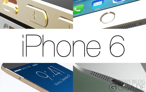 iPhone 6: Die 10 besten Designkonzepte