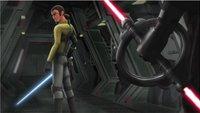 Star Wars Rebels: Freddie Prinze Jr. spricht Badass Kanan