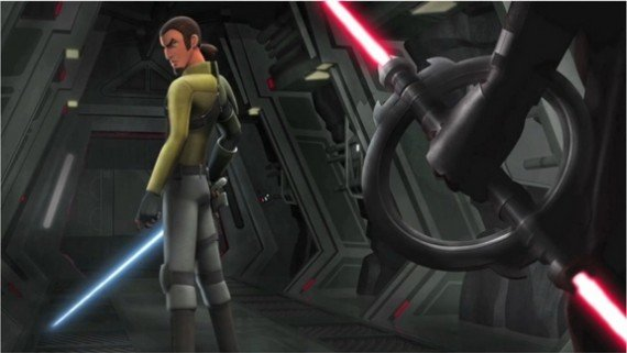Star Wars Rebels: Freddie Prinze Jr. spricht Badass Kanan