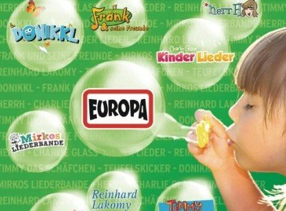 Kinderlieder-CD gratis herunterladen: Europa-Sampler bei Amazon