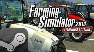 Steam: Landwirtschafts-Simulator 2013 TE heute als Tagesangebot