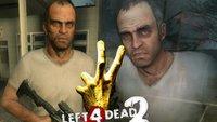 Left 4 Dead 2: Zombies jagen mit Trevor aus GTA 5