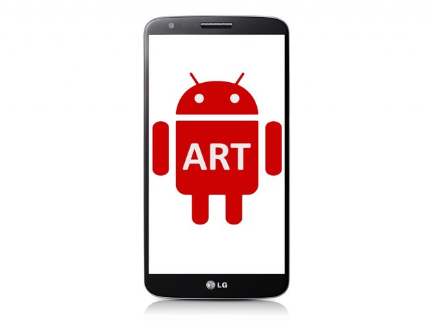 LG G2: Android 4.4 KitKat-Update bringt mit ART-Runtime