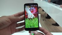 LG G2 mini im Hands-On (@MWC 2014)