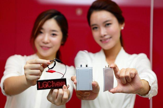 iWatch: Angeblich mit neuer LG-Batterie-Konstruktion