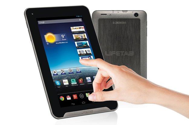 ALDI-Tablet: 7-Zoller Medion Lifetab E7316 ab 27. Februar für unter 100 Euro erhältlich