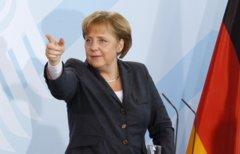 Angela Merkel äußert sich...