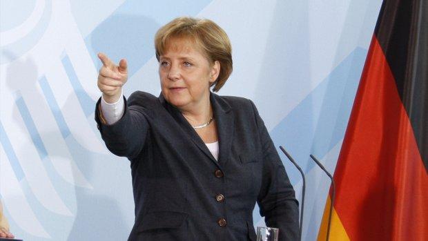 Angela Merkel äußert sich zur deutschen Games-Branche
