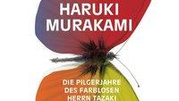 """Der neue Haruki Murakami kostenlos als Hörbuch: """"Die Pilgerjahre des farblosen Herrn Tazaki"""" (im Audible-Probemonat)"""
