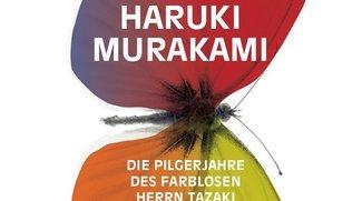 """Der neue Haruki Murakami kostenlos als Hörbuch:<b> """"Die Pilgerjahre des farblosen Herrn Tazaki"""" (im Audible-Probemonat)</b></b>"""