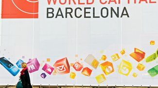 Smartphone-Neuheiten des MWC: das Treiben der iPhone-Konkurrenz