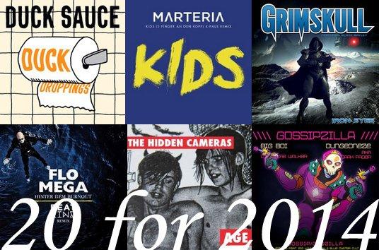 Neue Lieder 2014: 20 Hits und Geheimtipps gratis zum Download