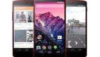 Nexus 5 & Nexus 7 (2013): Ab sofort bei Google Play Österreich verfügbar
