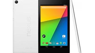 Google Nexus 7 (2013): Weiße Variante mit 32 GB &amp&#x3B; WLAN bei Saturn vorbestellbar