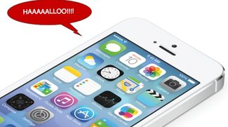 """Ein kleines """"Mein iPhone suchen"""" Weihnachtswunder"""