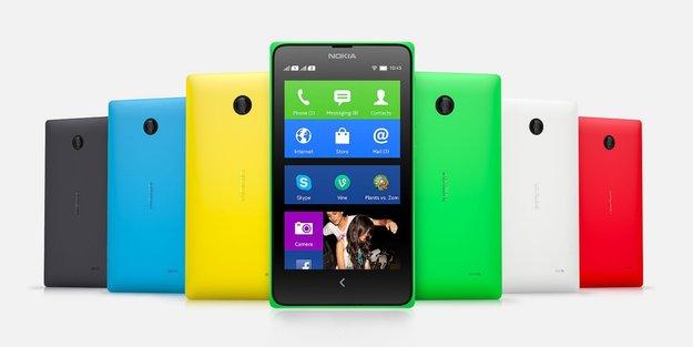 Nokia X erreicht in 4 Tagen 1 Million Vorbestellungen in China