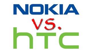 Nokia zwingt HTC zur Modifikation von deren Smartphones