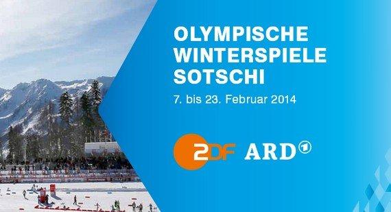 Olympia 2014 im Live-Stream und TV: Das Sotschi-Programm bei ARD, ZDF und Sport1