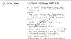 OS X 10.9.2 gegen gotofail: Sicherheitsupdate kurz vor Release