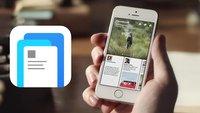 Facebook Paper ab sofort als Download für iOS verfügbar