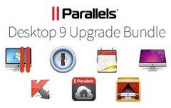 Parallels 9 Upgrade-Bundle mit 1Password, Fantastical, CleanMyMac 2, Kaspersky und mehr</b>