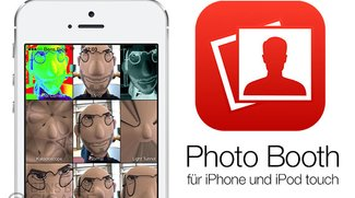 Photo Booth für iPhone und iPod touch [Cydia]