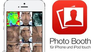 Photo Booth für iPhone und iPod touch [Cydia]
