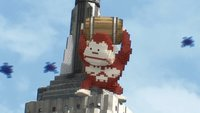Pixels: Adam Sandler & Kevin James kämpfen gegen Pac-Man & Donkey Kong