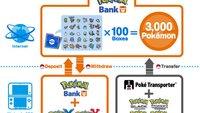 Pokémon Bank: Ab sofort in Europa erhältlich