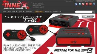 Mehr Retro geht nicht: Neue Konsole für NES-, SNES- und Sega Genesis-Spiele
