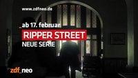 Ripper Street im Stream online sehen - BBC-Krimi London 1889
