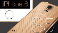 Samsung Galaxy S5 vs. iPhone 6: Wunschliste fürs nächste iPhone