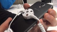 "Samsung Galaxy S4: ""Black Edition"" im Hands-On-Video [MWC 2014]"